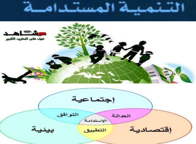 التنمية المستدامة.. وأبعادها الاجتماعية والاقتصادية والبيئية