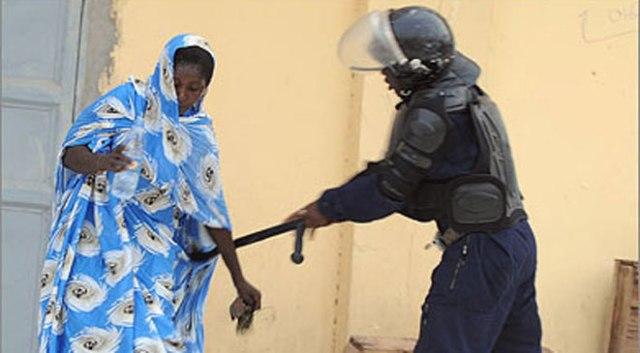 موريتانيات يتعهدن بحماية أنفسهن من الاغتصاب