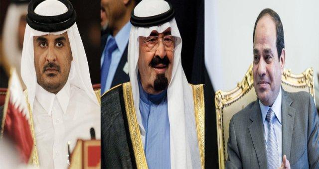 لقاء مرتقب بالرياض بين السيسي وأمير قطر