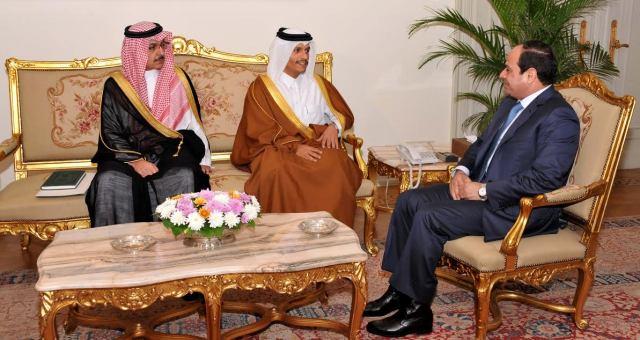 مصر غير مستعدة بعد لعودة سفيرها للدوحة
