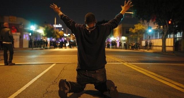 مقتل شاب أسود آخر على يد الشرطة الأمريكية