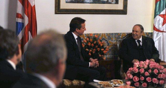 الوضع في ليبيا على أجندة محادثات جزائرية بريطانية