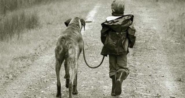 بالصور: أغرب 7 قصص لأطفال تربوا على أيدي الحيوانات