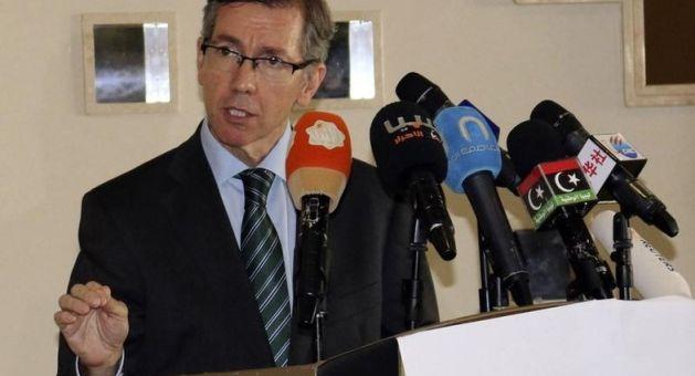 استئناف الحوار الوطني في ليبيا في يناير 2015