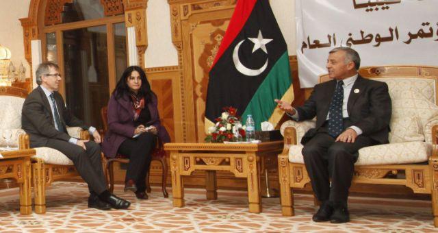 المبعوث الأممي في ليبيا يحدد لائحة من سيجلسون على طاولة الحوار