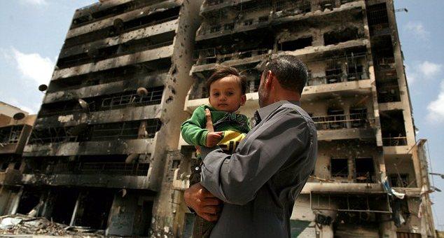 الصراع في ليبيا يدخل منعطفا خطيرا بعد قصف مصراتة