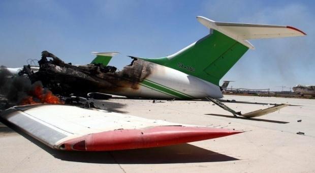 80% من مطارات ليبيا معطلة