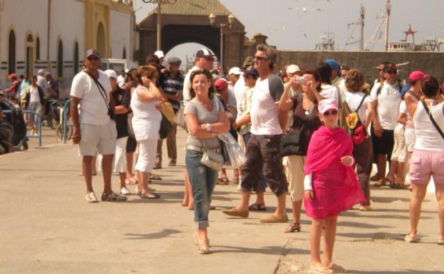 عدد السياح الوافدين إلى المغرب بلغ ما مجموعه 8,11 مليون سائح حتى متم شهر شتنبر الماضي