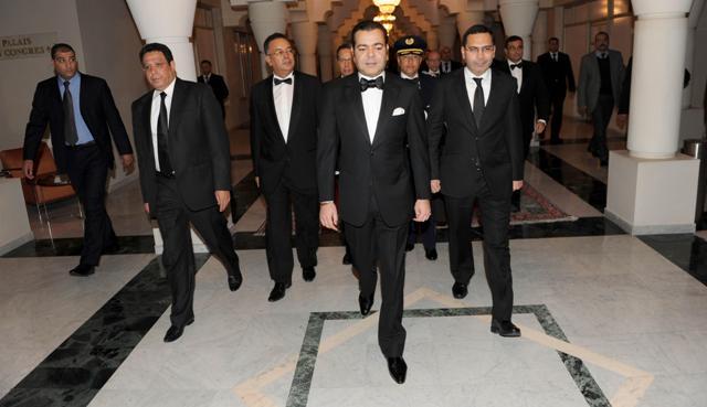 الأمير مولاي رشيد : مهرجان مراكش سيستمر في توفير الفضاء الأنسب لتعايش الحلم والفن والإبداع السينمائي