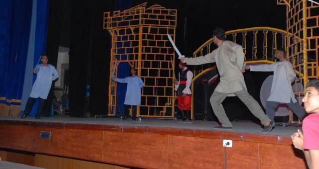 مهرجان المسرح العربي:  نتائج مسابقة