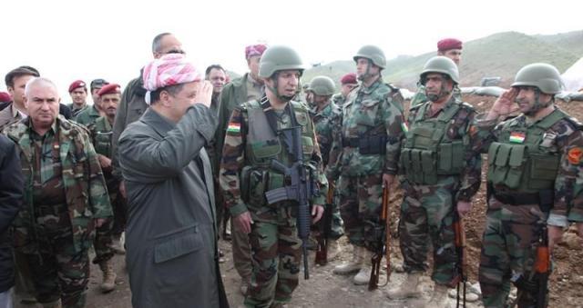 إقليم كردستان يضم المناطق المسترجعة من