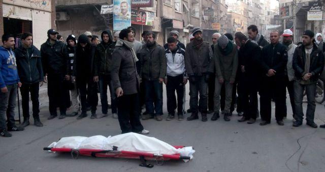 أزيد من 2000 قتيل ومفقود فلسطيني في سوريا