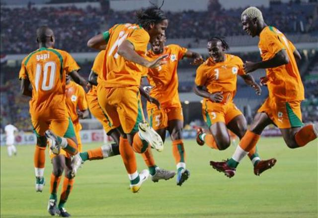 مدرب ساحل العاج يعلن عن تشكيلة