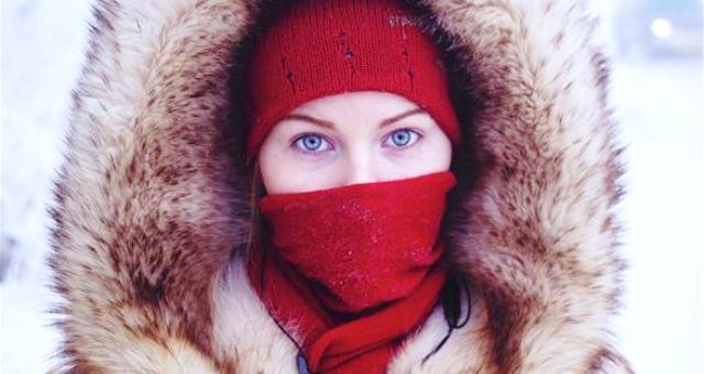 بالصور: رحلة إلى أبرد مكان في العالم