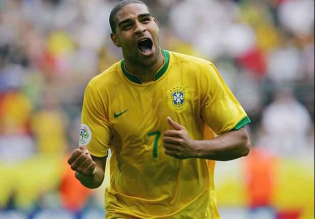 البرازيلي أدريانو يعود إلى كرة القدم الأوروبية
