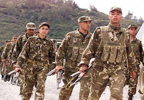 مصرع 3 إرهابيين على يد الجيش بمنطقة