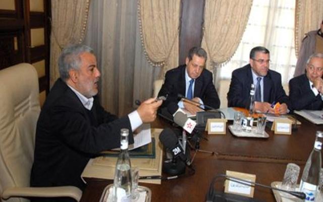 مجلس الحكومة المغربية يتدارس غدا مجموعة من مشاريع القوانين والملفات