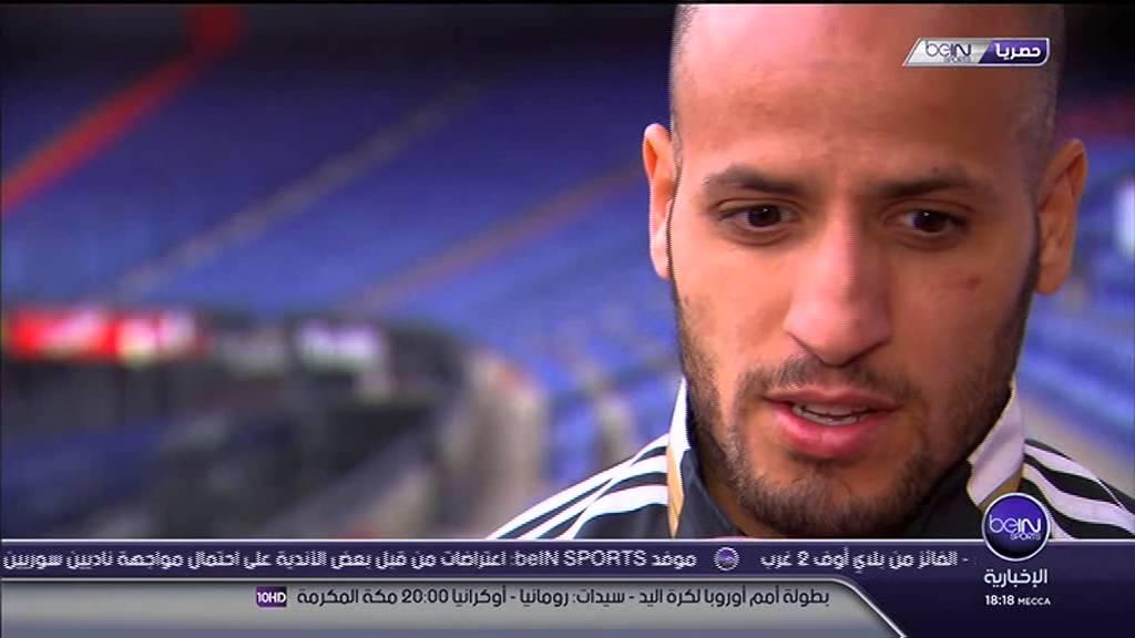 حوار كريم الأحمدي مع beIN Sports