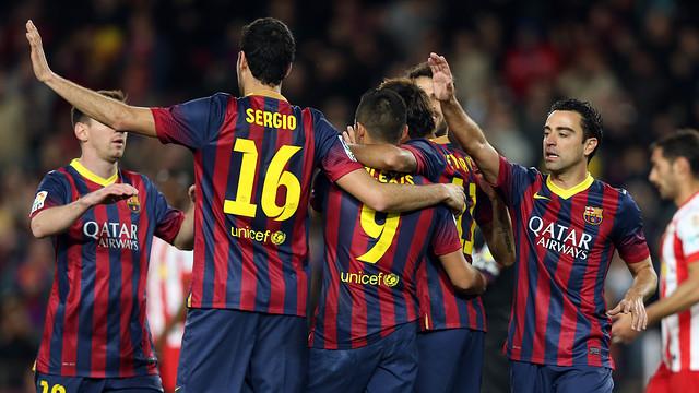 برشلونة يخطف فوزا من فالنسيا ويطارد الريال