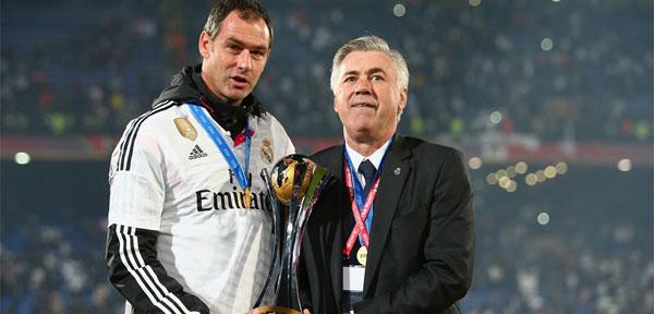 أنشيلوتي: « ريال مدريد أفضل فريق بالعالم في هذه اللحظة »