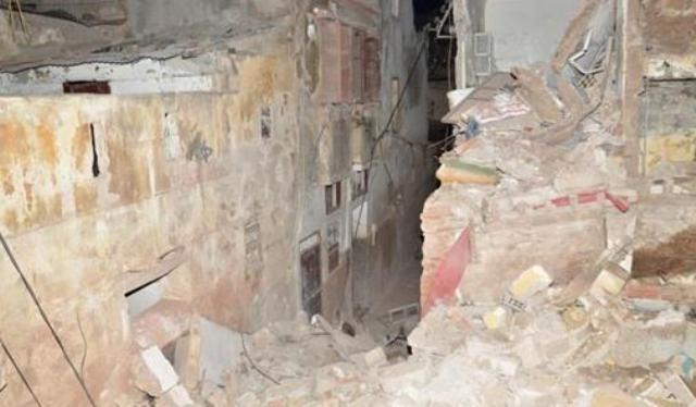 انطلاق عملية هدم 39 منزلا آيلا  للسقوط في الدار البيضاء