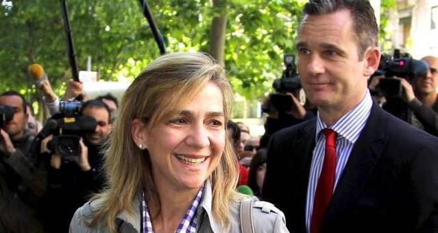 أخت ملك إسبانيا متهمة بالاحتيال الضريبي