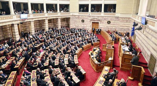 البرلمان اليوناني يحل نفسه ويجري انتخابات