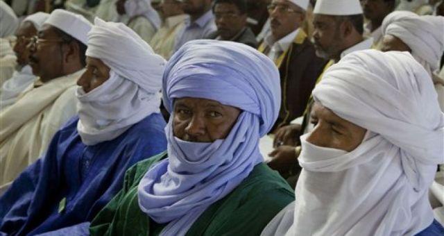 ممثلو 24 قبيلة ليبية يلتقون بكبار المسؤولين الجزائريين