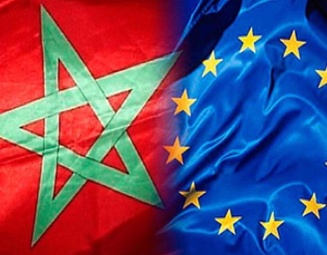 المغرب يوقع اتفاقيات جديدة مع الاتحاد الأوروبي تشمل قطاعات التربية والطاقة المتجددة واصلاح الادارة