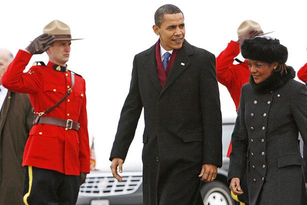 الكندية ميكائيل جان أمينة عامة لمنظمة الفرانكفونية
