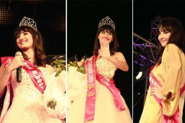 التونسية وهيبة عراس الى سباق ملكة جمال العالم