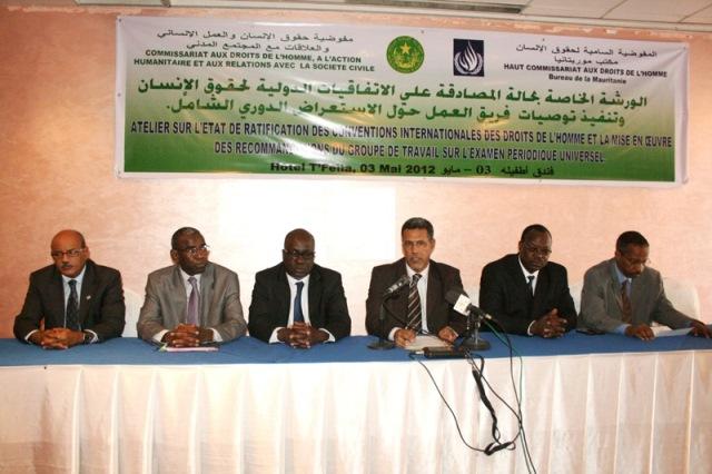 حقوقي موريتاني يطالب بمفوضية لمحاربة العبودية