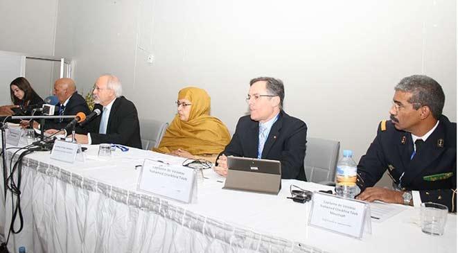 العلاقات العسكرية بين موريتانيا وحلف الاطلسي في