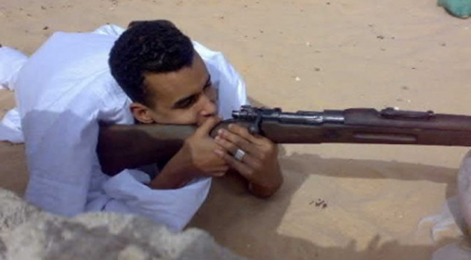 الداخلية الموريتانية تحارب انتشار الأسلحة بين المواطنين