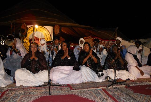 التراث الحساني أصالة وتقاليد مغربية صحراوية !