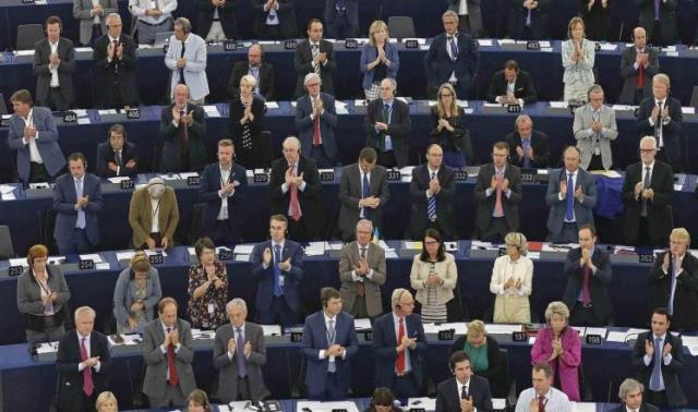 برلمان أوروبا يدعم