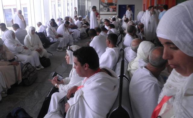 انطلاق عملية تسجيل المواطنين المغاربة الراغبين في أداء مناسك الحج