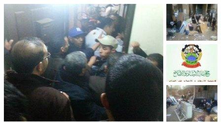 جمعية الإرشاد والإصلاح  الجزائرية تعتبر طردها من مقرها انتقاما من حركة مجتمع السلم