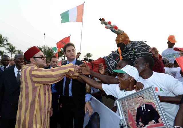 صحيفة فرنسية: استراتيجية المغرب الإفريقية خيار يقوم على الانفتاح على العالم