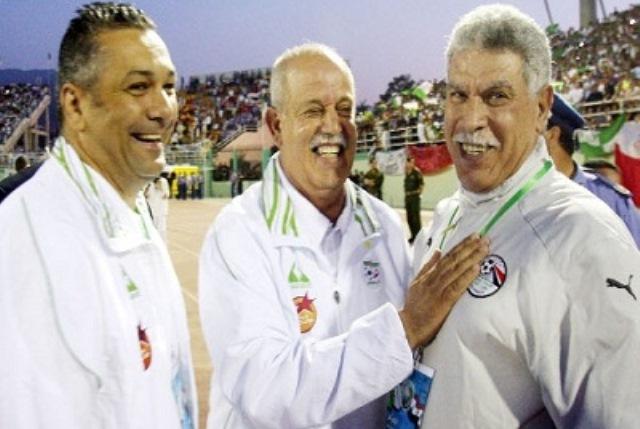 اللجنة الأولمبية الجزائرية تكرم سعدان وشحاتة