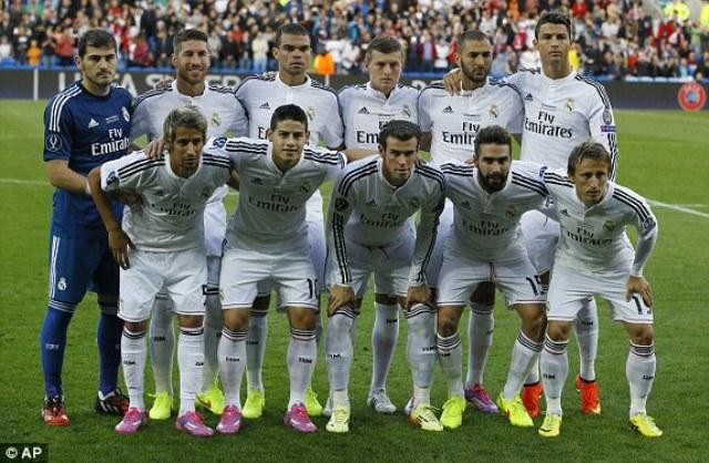 الريال يختار 22 لاعبا لكأس العالم بالمغرب