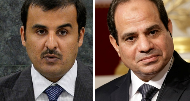 حديث عن قرب عودة السفير المصري للدوحة