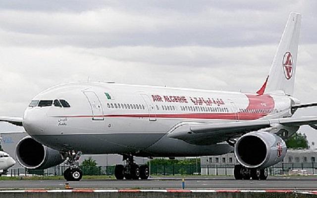 بلجيكا تفرج عن الطائرة الجزائرية المحتجزة ببروكسل