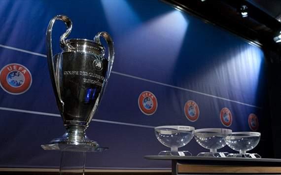 اصطدام بين برشلونة و سيتي في دوري الأبطال