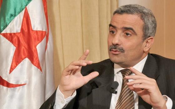 تهمي يؤكد استعداد الجزائر لاحتضان