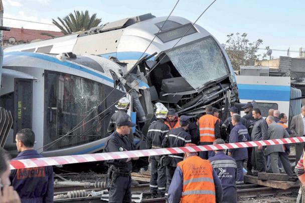 تحقيق الدرك الجزائري يؤكد مسؤولية سائق القطار