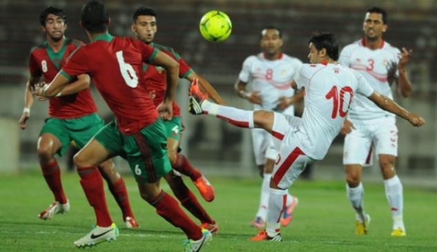 تونس تلاقي المنتخب المحلي وديا بالدار البيضاء