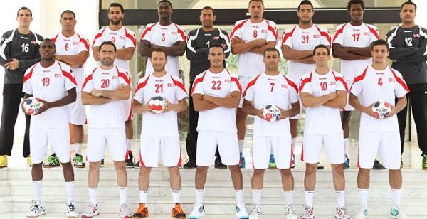 منتخب تونس لكرة اليد يلاقي منتخبات أوروبية قوية