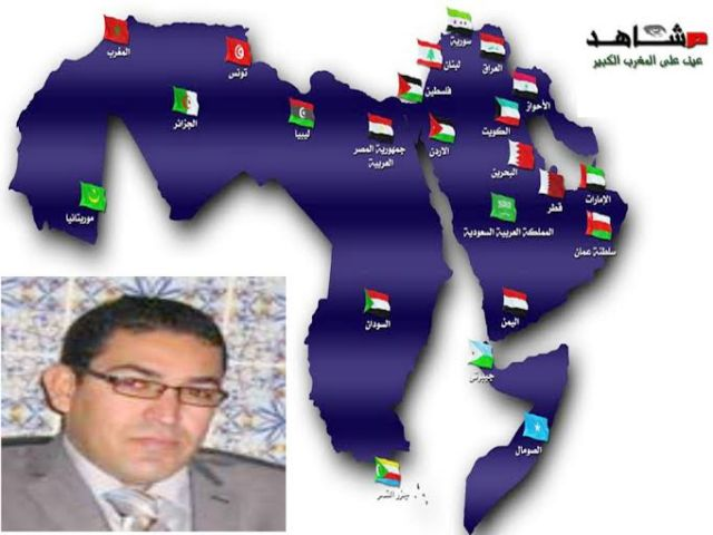 النيوكولونيالية وإعادة صياغة خرائط المنطقة العربية