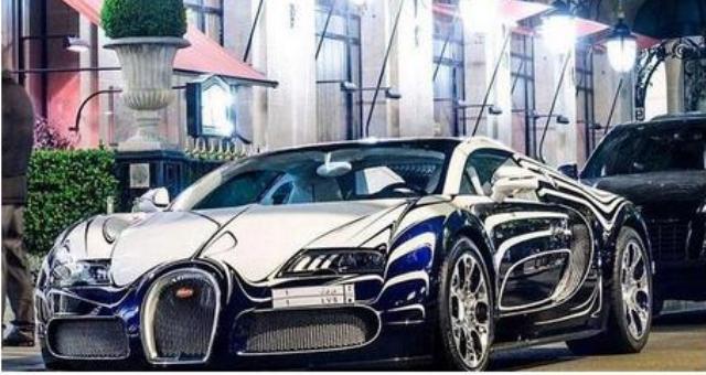 بالفيديو: السيارة السعودية الوحيدة المصنوعة من الذهب الأبيض